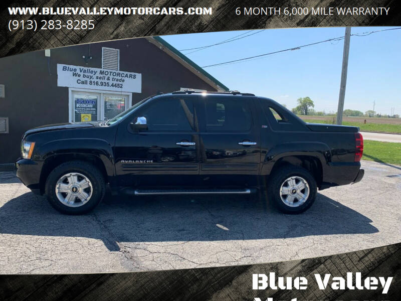 2012 Chevrolet Avalanche for sale at Blue Valley Motorcars in Stilwell KS