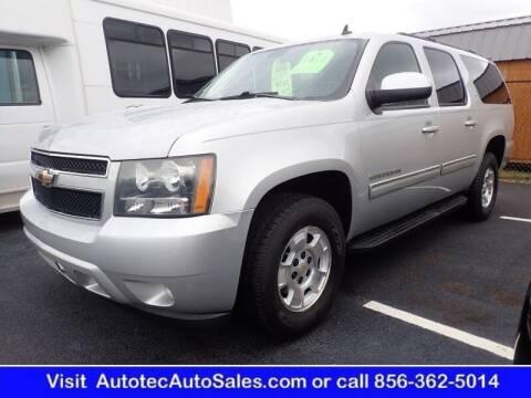 2010 Chevrolet Suburban for sale at Autotec Auto Sales in Vineland NJ