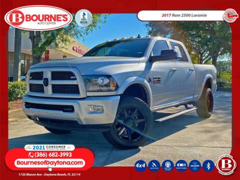2017 RAM Ram Pickup 2500 for sale at Bourne's Auto Center in Daytona Beach FL