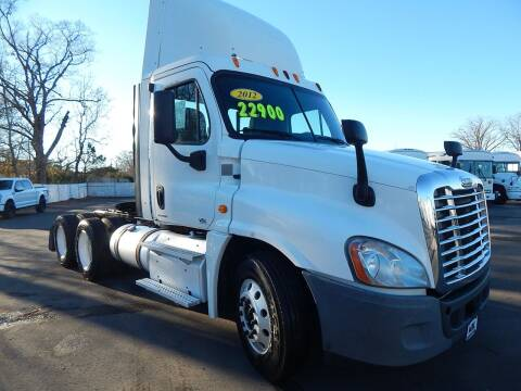 2012 Freightliner Cascadia for sale at Vail Automotive in Norfolk VA
