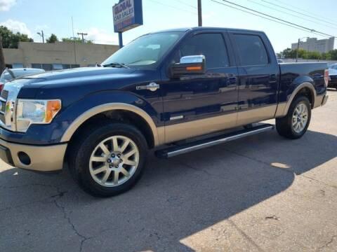 2012 Ford F-150 for sale at Suzuki of Tulsa - Global car Sales in Tulsa OK