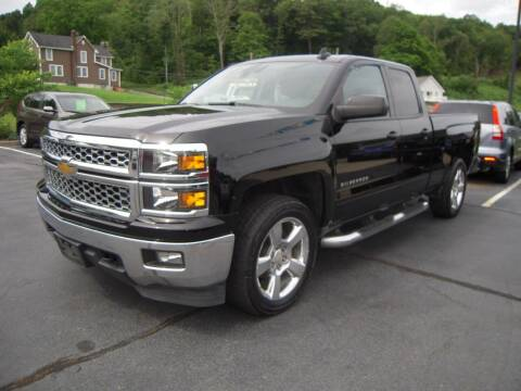 2015 Chevrolet Silverado 1500 for sale at 1-2-3 AUTO SALES, LLC in Branchville NJ