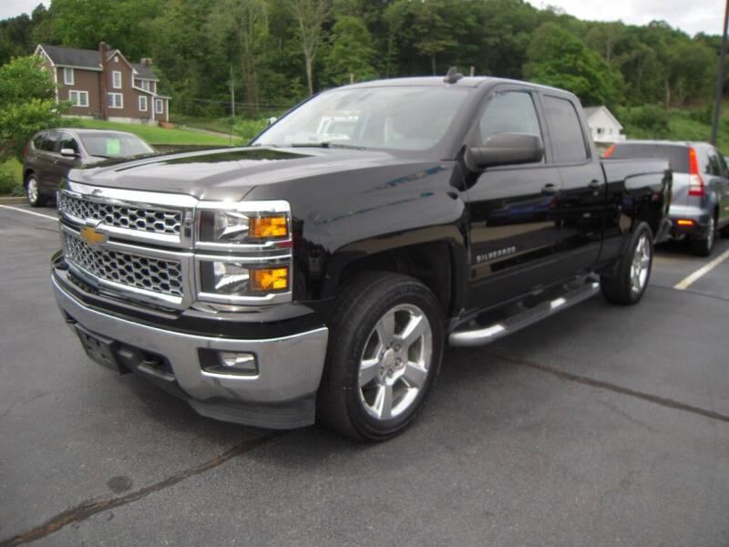 2015 Chevrolet Silverado 1500 for sale at 1-2-3 AUTO SALES, LLC in Branchville NJ