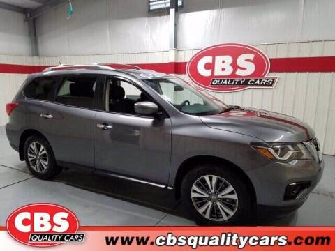 2017 Nissan Pathfinder for sale at CBS Quality Cars in Durham NC