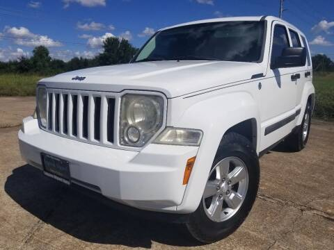 2011 Jeep Liberty for sale at Laguna Niguel in Rosenberg TX