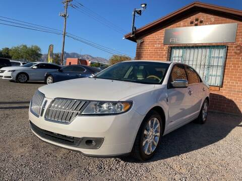 2012 Lincoln MKZ Hybrid for sale at Auto Click in Tucson AZ