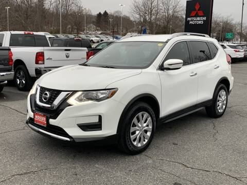 2017 Nissan Rogue for sale at Midstate Auto Group in Auburn MA
