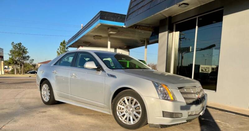 2010 Cadillac CTS for sale at Shelby's Automotive in Oklahoma City OK