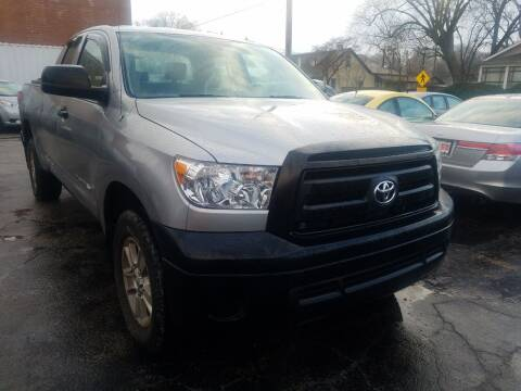 2010 Toyota Tundra for sale at Best Deal Motors in Saint Charles MO