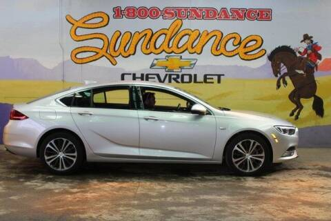 2019 Buick Regal Sportback for sale at Sundance Chevrolet in Grand Ledge MI