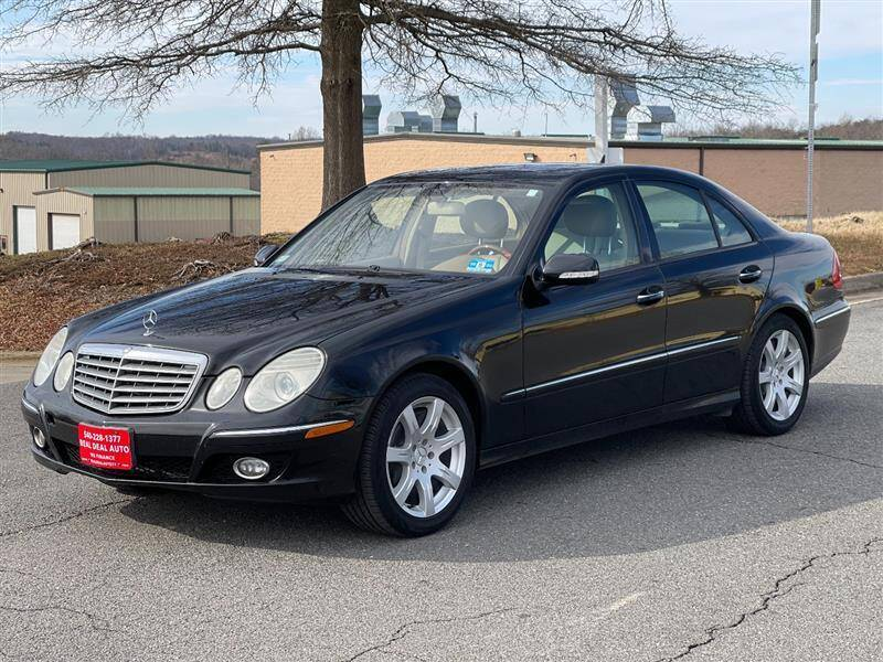 2007 Mercedes-Benz E-Class for sale at Real Deal Auto in Fredericksburg VA