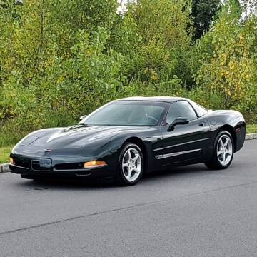 2000 Chevrolet Corvette for sale at R & R AUTO SALES in Poughkeepsie NY
