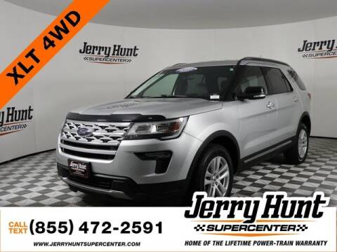 2018 Ford Explorer for sale at Jerry Hunt Supercenter in Lexington NC