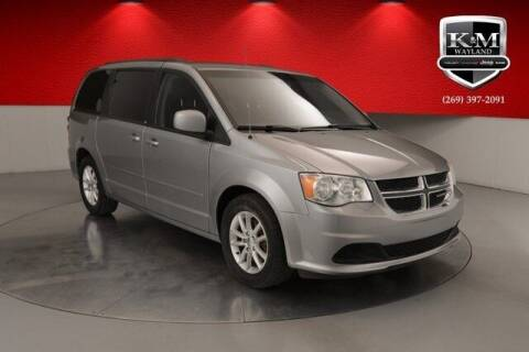 2013 Dodge Grand Caravan for sale at K&M Wayland Chrysler  Dodge Jeep Ram in Wayland MI