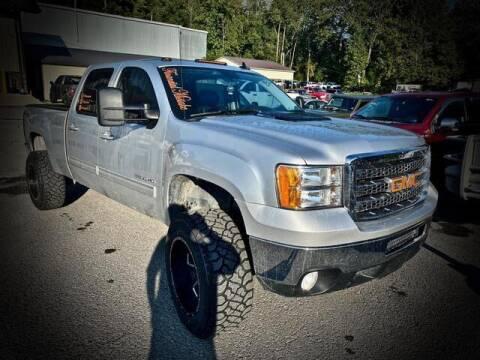 2014 GMC Sierra 3500HD for sale at Carder Motors Inc in Bridgeport WV