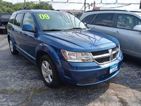 2009 Dodge Journey for sale at Arak Auto Group in Bourbonnais IL