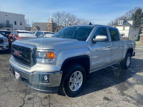 2015 GMC Sierra 1500 for sale at 1NCE DRIVEN in Easton PA