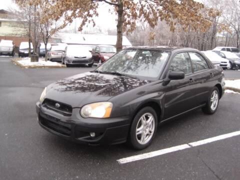 2004 Subaru Impreza for sale at Auto Bahn Motors in Winchester VA