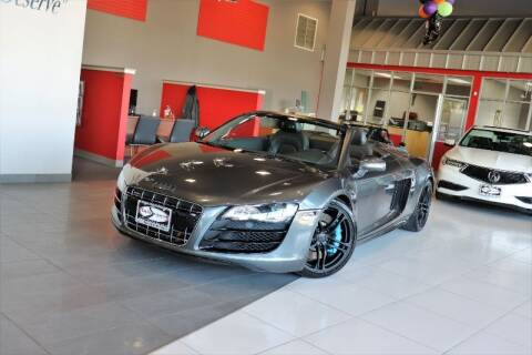 2011 Audi R8 for sale at Quality Auto Center in Springfield NJ