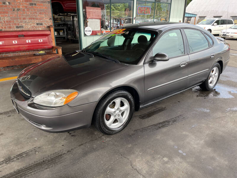 2003 Ford Taurus for sale at Low Auto Sales in Sedro Woolley WA