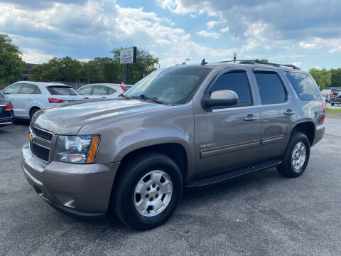 2012 Chevrolet Tahoe for sale at BWK of Columbia in Columbia SC