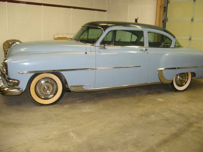 1954 Chrysler Windsor for sale at Haggle Me Classics in Hobart IN