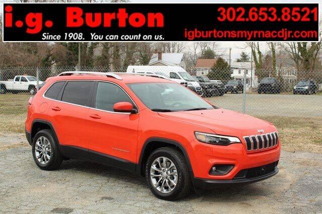 2021 Jeep Cherokee for sale in Smyrna, DE