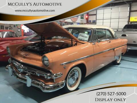 1954 Ford Crestline for sale at McCully's Automotive - Classic Cars in Benton KY