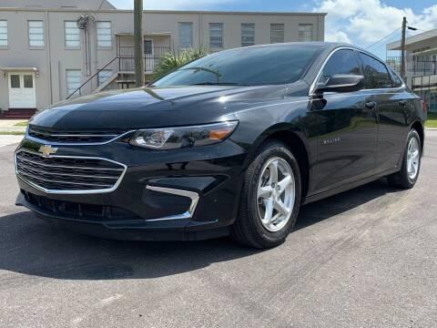 2018 Chevrolet Malibu for sale at LUXURY AUTO MALL in Tampa FL
