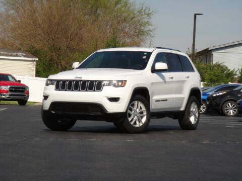 2018 Jeep Grand Cherokee for sale at Jack Schmitt Chevrolet Wood River in Wood River IL