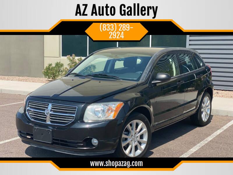 2011 Dodge Caliber for sale at AZ Auto Gallery in Mesa AZ