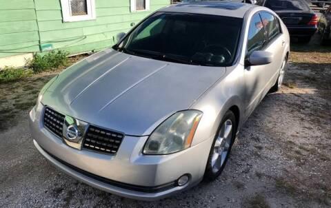 2004 Nissan Maxima for sale at Castagna Auto Sales LLC in Saint Augustine FL