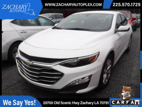 2020 Chevrolet Malibu for sale at Auto Group South in Natchez MS