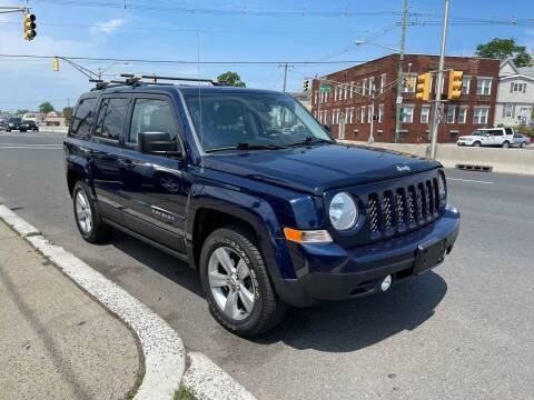 2014 Jeep Patriot for sale at G1 AUTO SALES II in Elizabeth NJ