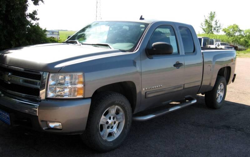 2007 Chevrolet Silverado 1500 for sale at Rapp Motors in Marion SD