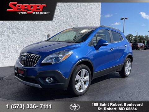 2015 Buick Encore for sale at SEEGER TOYOTA OF ST ROBERT in Saint Robert MO