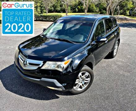 2009 Acura MDX for sale at Brothers Auto Sales of Conway in Conway SC