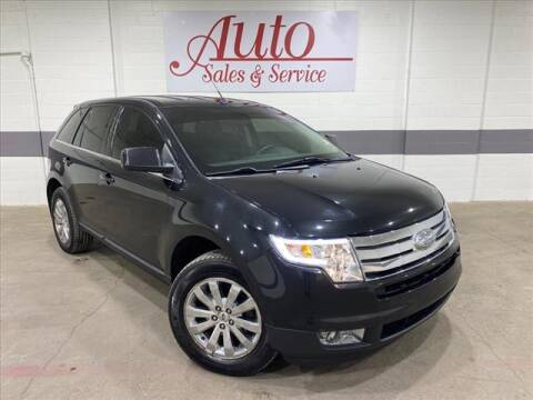 2010 Ford Edge for sale at Auto Sales & Service Wholesale in Indianapolis IN
