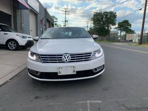 2013 Volkswagen CC for sale at SUNSHINE AUTO SALES LLC in Paterson NJ