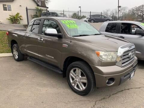 2008 Toyota Tundra for sale at Three Bridges Auto Sales in Fair Oaks CA