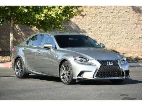 2016 Lexus IS 300 for sale at A-1 Auto Wholesale in Sacramento CA