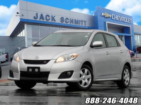 2009 Toyota Matrix for sale at Jack Schmitt Chevrolet Wood River in Wood River IL