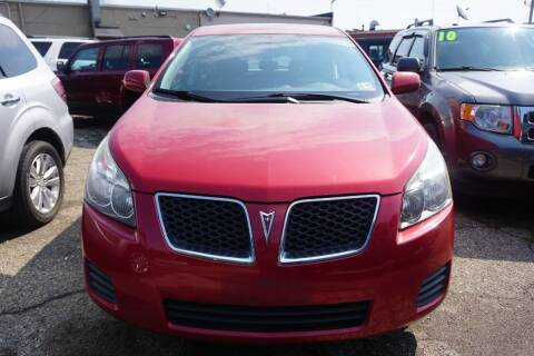 2009 Pontiac Vibe for sale at Cars Trucks & More in Howell MI
