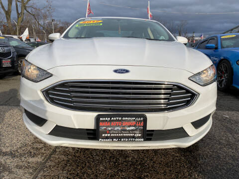 2017 Ford Fusion for sale at Nasa Auto Group LLC in Passaic NJ