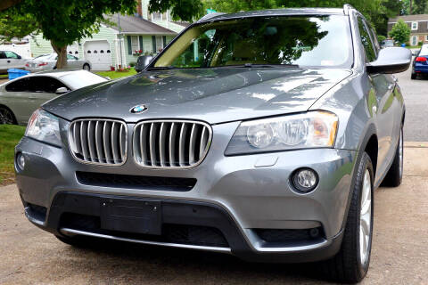 2014 BMW X3 for sale at Prime Auto Sales LLC in Virginia Beach VA