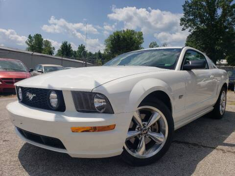 2008 Ford Mustang for sale at BBC Motors INC in Fenton MO