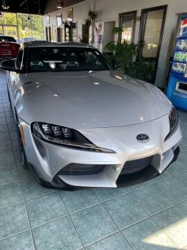 2020 Toyota GR Supra for sale at Champagne Motor Car Company in Willimantic CT