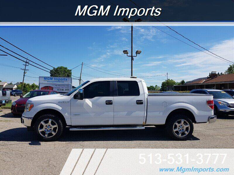 2014 Ford F-150 for sale at MGM Imports in Cincinnati OH