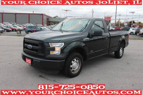 2016 Ford F-150 for sale at Your Choice Autos - Joliet in Joliet IL