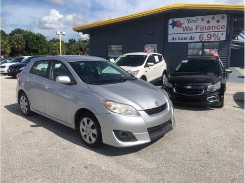 2010 Toyota Matrix for sale at My Value Car Sales in Venice FL